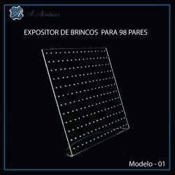Expositor de Pares de Brincos - 01