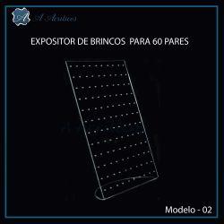 Expositor de Pares de Brincos  - 02
