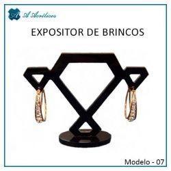 Expositor de Brincos - Diamante