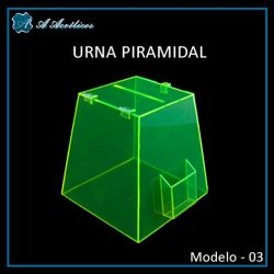 Urna Piramidal - 03