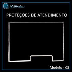 Proteções de Atendimento - 03