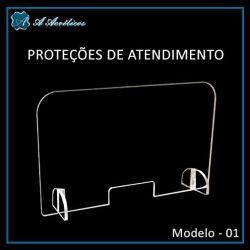 Proteções de Atendimento - 01